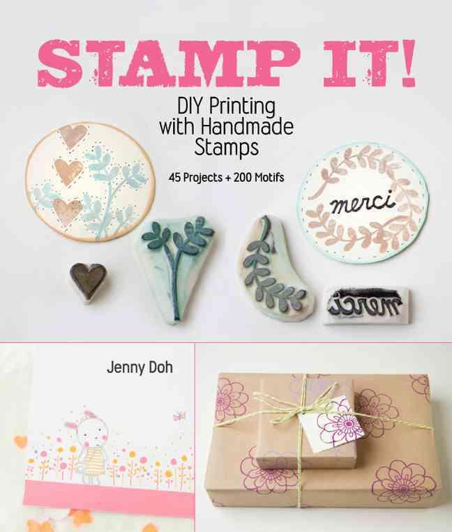 Stamp It! By Doh, Jenny